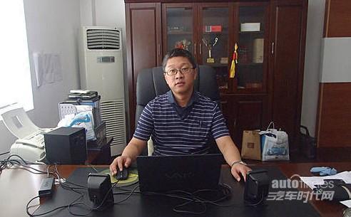 品牌推动稳步前进 访斯柯达武汉捷科众志总经理