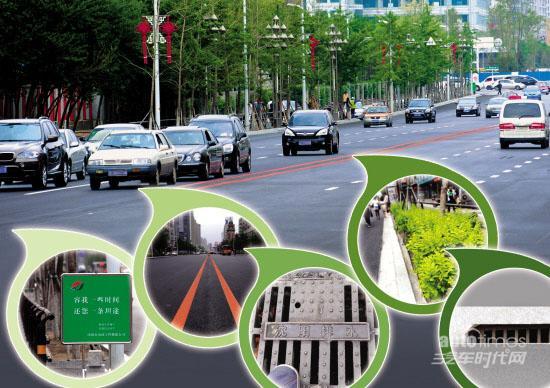 沈阳市府大路机动车道5月27日竣工通行