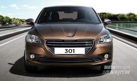 包括旗舰车型508、热销车型308、首款SUV 东风标致3008、207三高清图片