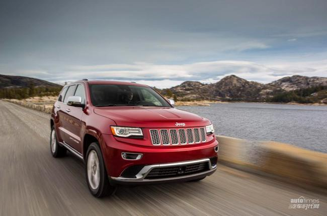 jeep全系车型以最强suv阵容亮相成都车展 高清图片