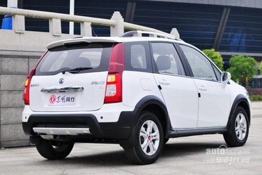 景逸x3树立细分市场标杆 首购族 态度明朗 第一辆车就要suv高清图片