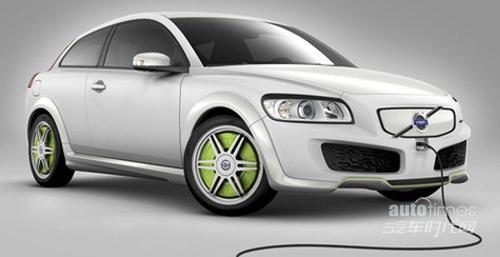 中国新能源汽车市场混合动力车将占优势高清图片
