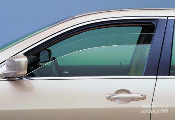 汽车车窗 密封不严的故障检修及解决方法
