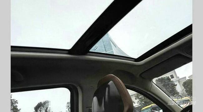 东南汽车dx7 博朗内饰图公布 于7月上市高清图片