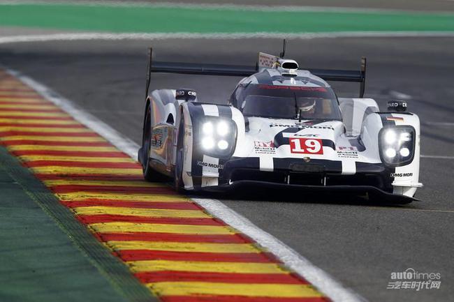 Porsche 919 Hybrid, Porsche Team Earl Bamber, Nico Huelkenberg, Nick Tandy