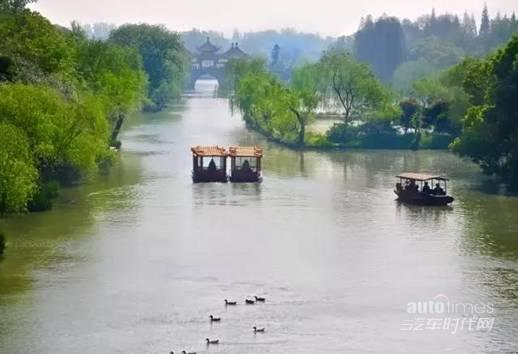 赞美杨州风景