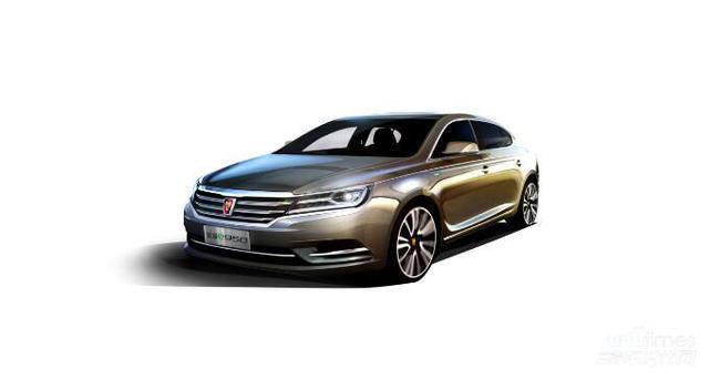 盘点上汽荣威新能源家族人气车型高清图片