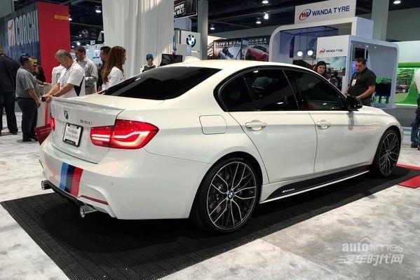 亮相SEMA展 宝马5款M Performance车型