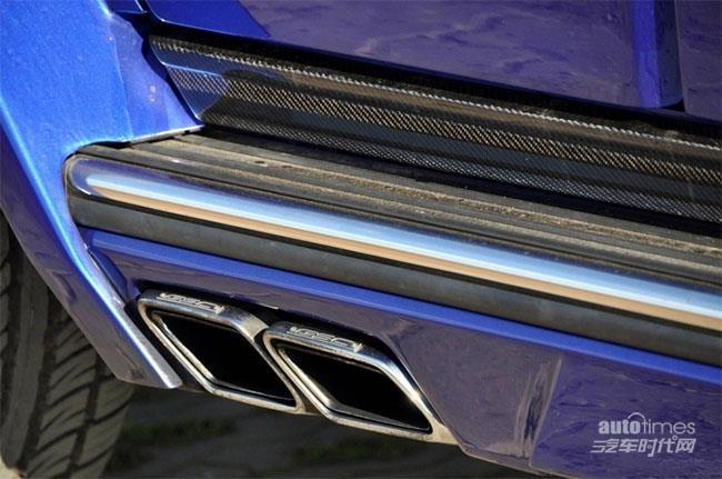 纯硬汉级格调 GSC推出奔驰G级越野车改装