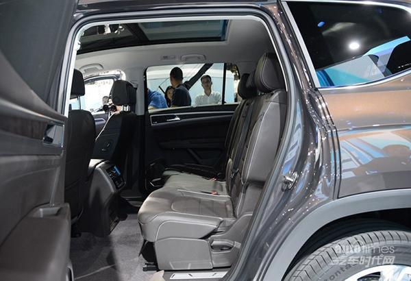 上海大众七座SUV 预计30万起售三月正式上市高清图片